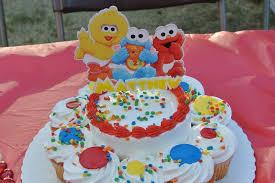 sesame street cake toppers ebay