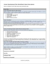 hr development plan template templates forms and worksheets clickstarters