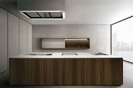 corian cucine cucina moderna in legno in corian皰 con isola 045 mk cucine