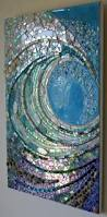sea glass subway tile backsplash the sea glass tile
