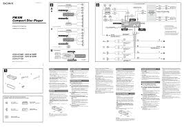 sony xplod cdx gt330 wiring diagram sony wiring diagrams collection