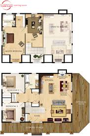 Bunkie Floor Plans by Beaver Homes And Cottages Gatineau