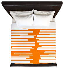 Orange King Size Duvet Covers Orange Duvet Covers Nikposium Red Sea Orange Abstract Cotton Duvet