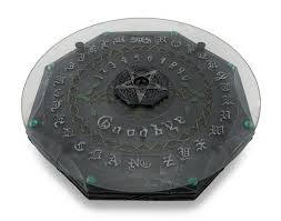Ouija Coffee Table by Amazon Com Lisa Parker Tree Of Life Pentacle Glass Top Ouija