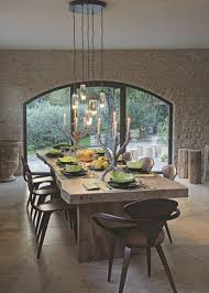 salle a manger provencale decordemon a holiday home between tradition and modernity