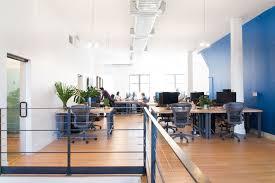 Open Floor Plan Office by A Look Inside Bluecore U0027s New Nyc Office Officelovin U0027