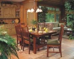 Mission Oak Dining Room Chair Foter - Mission dining room table