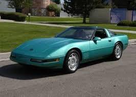 1991 corvette colors 1991 chevrolet corvette zr1 coupe pictures