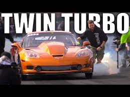 zr1 corvette quarter mile outrageous tt corvette surges to 220mph quarter mile