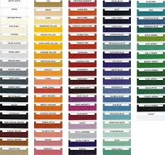 color chart madhav international arresting duplicolor paint 8
