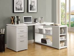 Small Corner Desk With Drawers White Corner Desk Drawers With Household Intended For 5