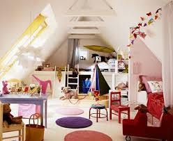 Schlafzimmer Bunt Einrichten Teenager Zimmer Bunt Gruen Pink Bett Indirekte Beleuchtung
