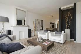 salon gris taupe et blanc association de couleur avec le gris salon blanc beige gris