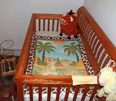 Lion King Crib Bedding A Nursery That U0027s A Jungle Of Fun Magicbabymoments