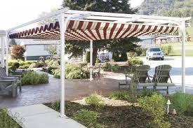 Retractable Awning Pergola Home Canopy Canopies For Home Pergolas Aristocrat