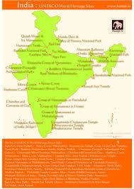 Terminus Cave Map Unesco World Heritage Sites In India