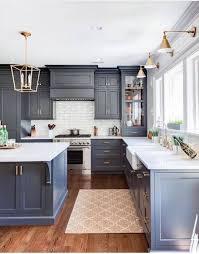 navy blue and grey kitchen ideas blue and white kitchen decor inspiration 40 gorgeous ideas
