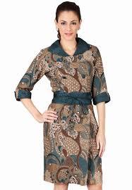 model baju pusat model baju batik modern dan model baju gamis wanita modern