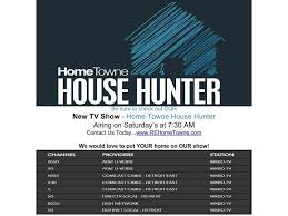 realty executives home towne launches u0027home towne house hunter u0027 tv