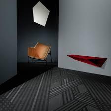 woven flooring vinyl commercial roll stripe bolon