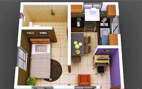 layout of small houses house best design