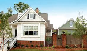 Cottage Living Home Plans by Southern Living House Plan Winnona Park Southern Living Custom