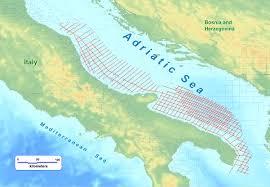 Sea World Map Spectrum Completes New Adriatic Multi Client Project Spectrum Geo