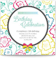 birthday invitations and cards pingg