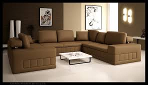 What Color Should I Paint My Living Room With Brown Furniture - Color for my living room