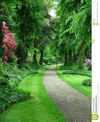 beautiful flower garden path design home design ideas