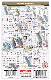 New York Zip Code Map Manhattan by Pop Up Nyc Map By Vandam City Street Map Of New York City New