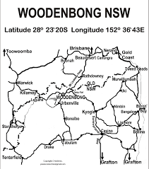 Mount Lindesay Highway Wikipedia Woodenbong Org Woodenbong Community Website
