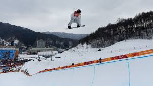 shaun white wins gold in halfpipe at the winter olympics the torch