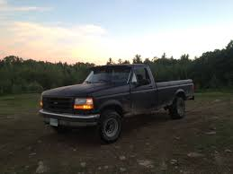 rustoleum roll on paint job ford truck enthusiasts forums