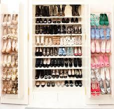 Shoe Closet With Doors Shoe Closet Design Ideas