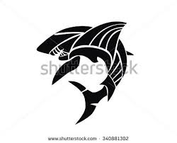 shark tattoo stock images royalty free images u0026 vectors