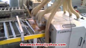 automatic saw line laminate floor cutting machine laminate