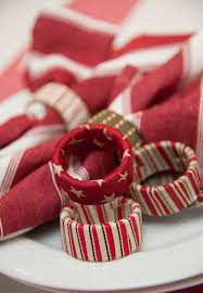 christmas napkin rings table linens 17 best images about napkin rings on pinterest nautical