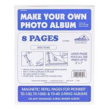 magnetic photo album acid free 296 best photo albums and accessories images on image