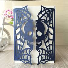 Halloween Wedding Card Aliexpress Com Buy 50pcs Lot 2017 New Arrived Pirate Design