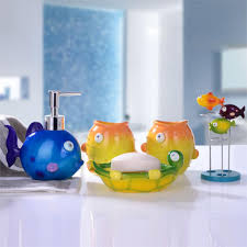 Cute Bathroom Sets by Sea Creature Bathroom Set Bathroom Design