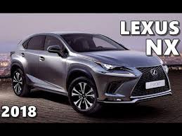 2018 lexus nx explained highlights and features youtube