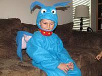 Dragon Halloween Costume Kids Toddler Child Custom Stuffy Dragon Doc Mcstuffins