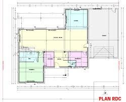plan maison contemporaine plain pied 4 chambres plan maison plain pied 4 chambres avec suite parentale finest plan