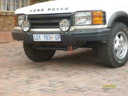 land rover discovery modified discovery 2 front bumper