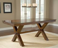 Dark Cherry Sofa Table by Hillsdale Park Avenue 9 Piece Counter Height Table Set In Dark