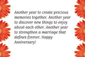 happy marriage message wedding anniversary wishes for husband