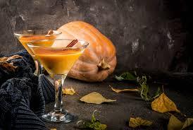 martini pumpkin gin kin