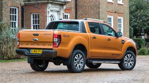2019 ford ranger spy shots and video ford ranger wildtrack 2016 review by car magazine