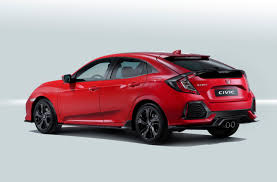 official honda civic hatchback press release pics for paris show